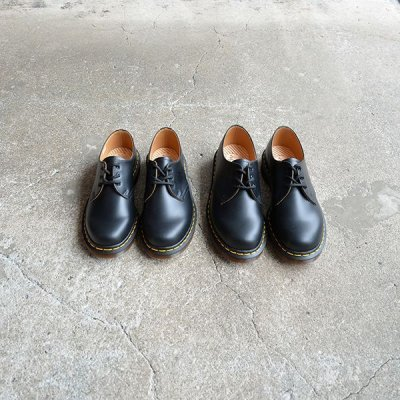 画像1: Dr.Martens Made in England/Vintage 1461 3 Hole Shoes