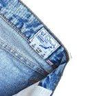 MORE DEDAIL1: orSlow / 108 Women's Straight Cut Jeans Sky Blue