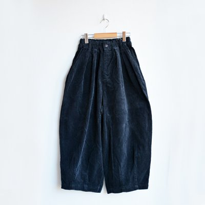 画像1: HARVESTY / CORDUROY CIRCUS PANTS