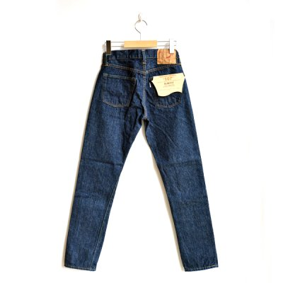 画像2: orSlow/ IVY FIT DENIM 107OW (WOMEN'S)