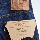 MORE DEDAIL2: orSlow/ IVY FIT DENIM 107OW (WOMEN'S)