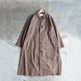 HARVESTY / OVER COAT WOOL