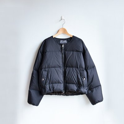 画像2: THE LOFT LABO / NEET / NO COLLAR WIDE DOWN JACKET