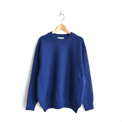 画像1: Ordinary fits / CREW KNIT garment wash(OF-N027)