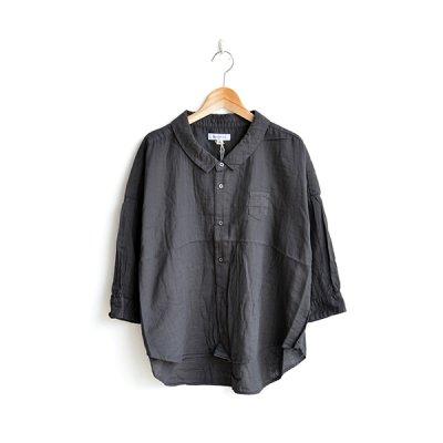 画像1: Ordinary fits / Barber Shirts(OF-S044)