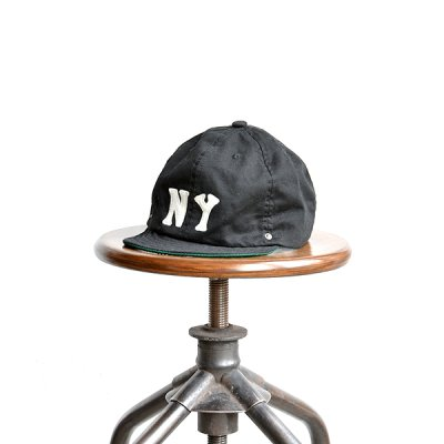 画像2: DECHO / NEGRO BALL CAP -NY- EBETTS FIELD
